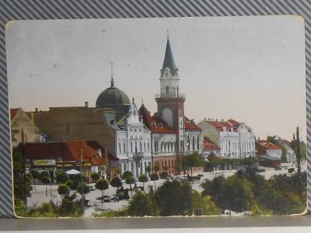 KIKINDA - TRG KRALJA PETRA-1920/30 (VI-07)