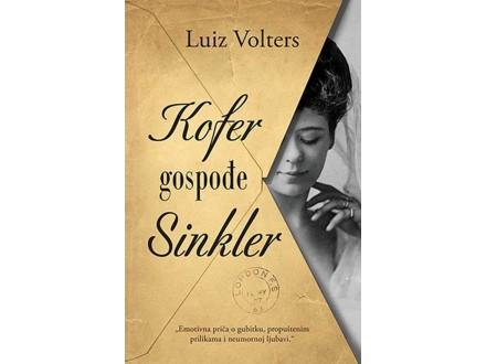 KOFER GOSPOĐE SINKLER - Luiz Volters
