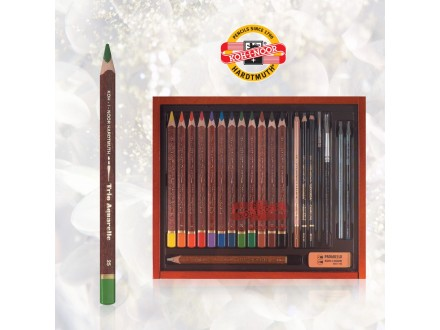 KOH-I-NOOR Aquarell Drawing set 8897