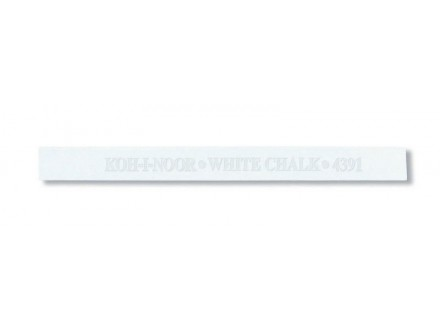 KOH-i-NOOR Drawing Chalk 4391 white