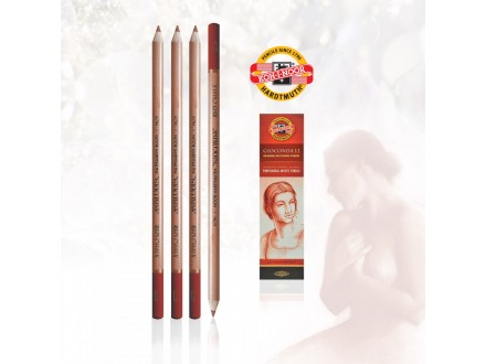 KOH-i-NOOR Gioconda 8802 Red chalk