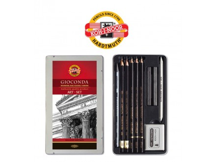KOH-i-NOOR Gioconda Art set 8893