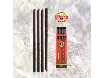 KOH-i-NOOR Gioconda Artists`leads 4377 light brow sepia