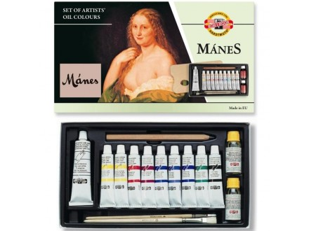 KOH-i-NOOR Oil colours Manes 161601