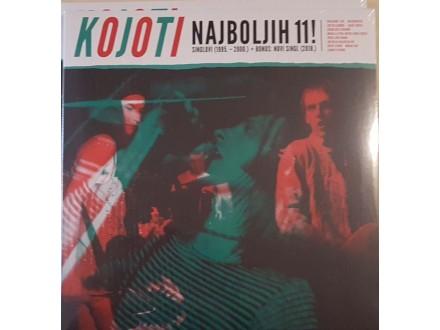 KOJOTI - NAJBOLJIH 11 - LP
