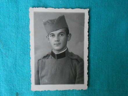 KRALJEVINA SERBIA-PORTET VOJNIKA-1937.KINGDOM OF SERBI