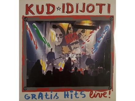 KUD IDIJOTI - GRATIS HITS LIVE - LP