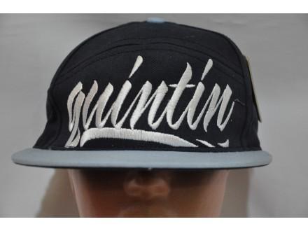 Kacket Quintin Collegiate original Made in USA Snapback