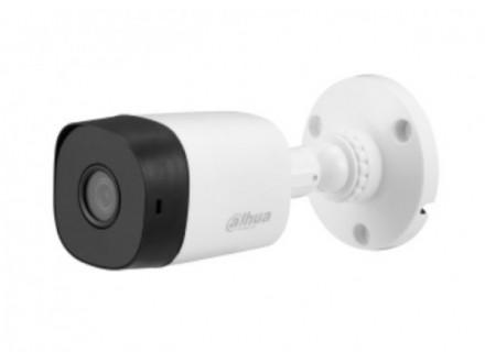 Kamera Dahua HAC-B1A21-0360B 2Mpix 3.6mm 20m HDCVI, FULL HD ICR, antivandal plasticno kuciste