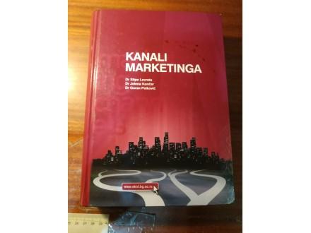 Kanali marketinga +CD - Stipe Lovreta Končar Petković