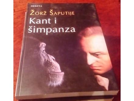Kant I Simpanza - Zorz Saputije
