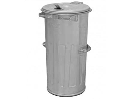 Kanta za smeće metalna 110L