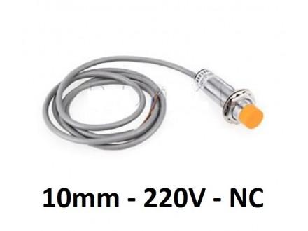Kapacitivni senzor - CM18 - 10mm - AC - 250V - NC