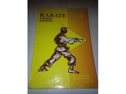 Karate 1 teorija polaska - dr Srećko Jovanović