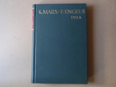 Karl Marx - Friedrich Engels : DELA   tom 4