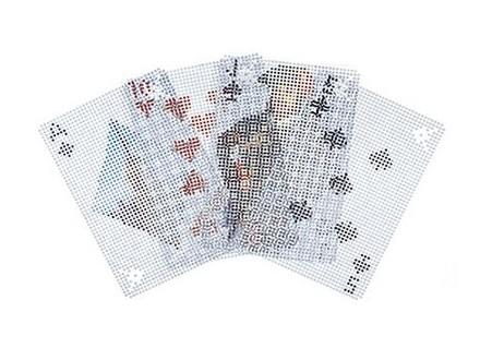 Karte za igranje - Pikseli
