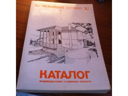 Katalog individualnih stambenih objekata