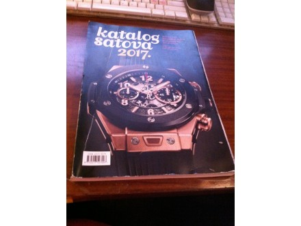 Katalog satova 2017 .