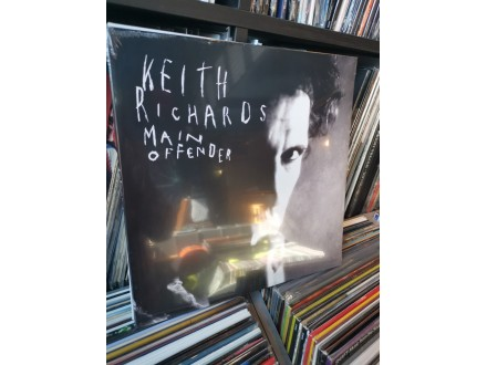Keith Richards- main offender
