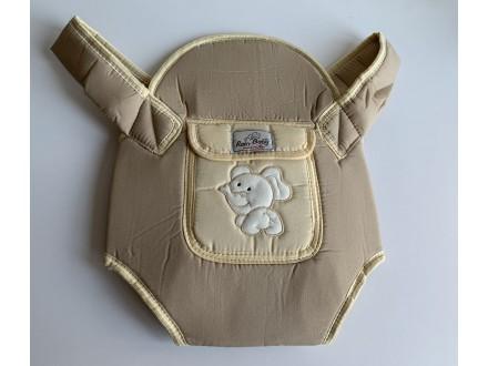 Kengur nosiljka za bebe, Slonce bež NOVO