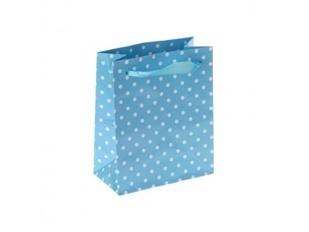 Kesa S Dots blue 0105702