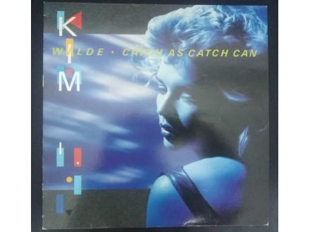 Kim Wilde - Catch As Catch Can LP (RAK ,1983)