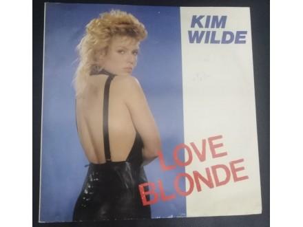 Kim Wilde - Love Blonde Maxi Single (UK,1983)