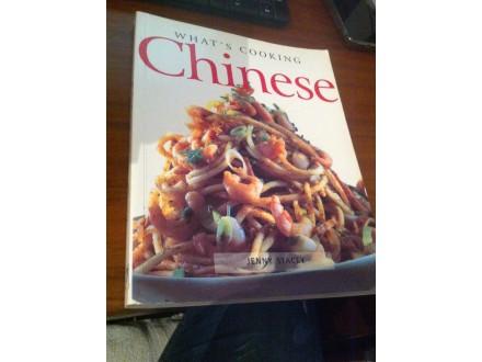 Kineski kuvar na engleskom Jenny Stacey