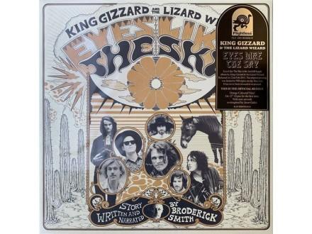King Gizzard &; The Lizard Wizard-Eyes Like The Sky