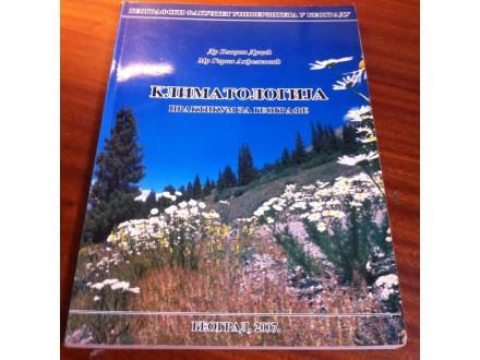 Klimatologija praktikum za geografe Ducić Anđelković