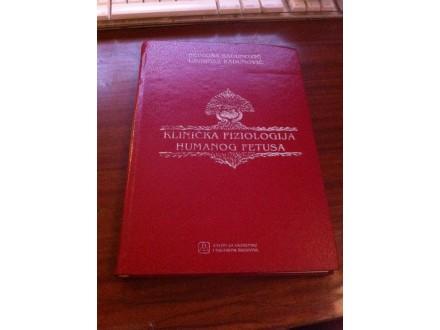 Klinička fiziologija humanog fetusa Radunović