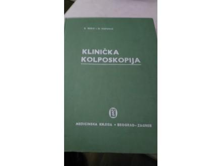 Klinička kolposkopija - Berić Popović
