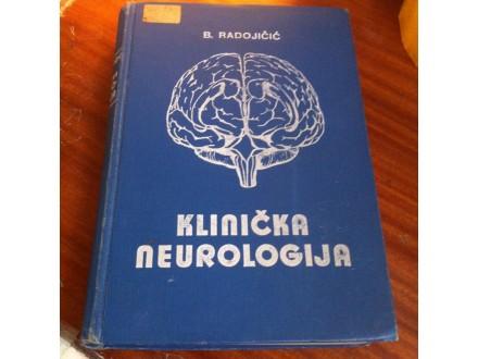 Klinička neurologija B. Radojičić