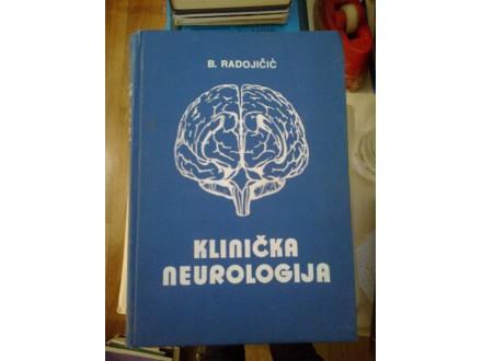 Klinička neurologija - Borivoje M. Radojičić