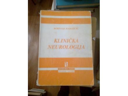 Klinička neurologija - Borivoje Radojičić