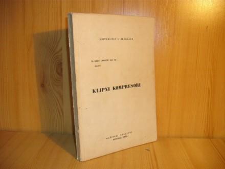 Klipni kompresori - Dr Rade Jankov