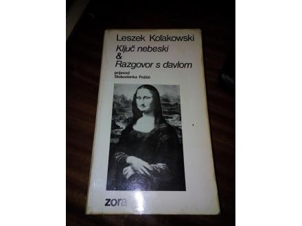 Ključ nebeski Razgvor sa đavlom - Kolakowski