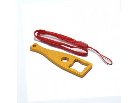Kljuc za GoPro model A narandzasti (MS)