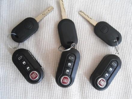 Kljucevi za fiat