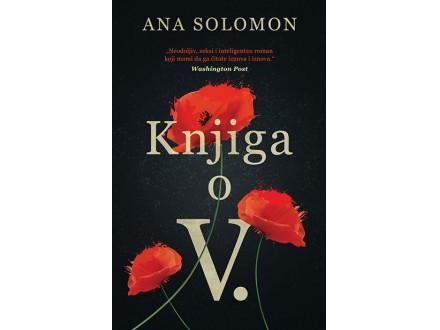 Knjiga o V. - Ana Solomon