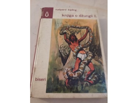 Knjiga o džungli II - Rudyard Kipling