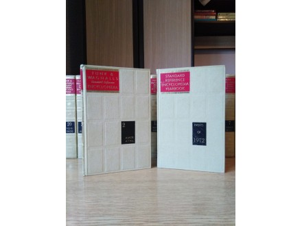 Knjige FUNK &;; WAGNALLS Standard Reference Encyclopedia