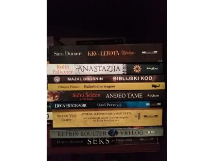 Knjige od 390-700rsd