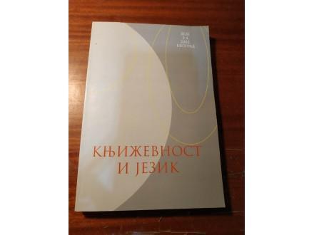 Književnost i jezik XLIX  3-4 2002