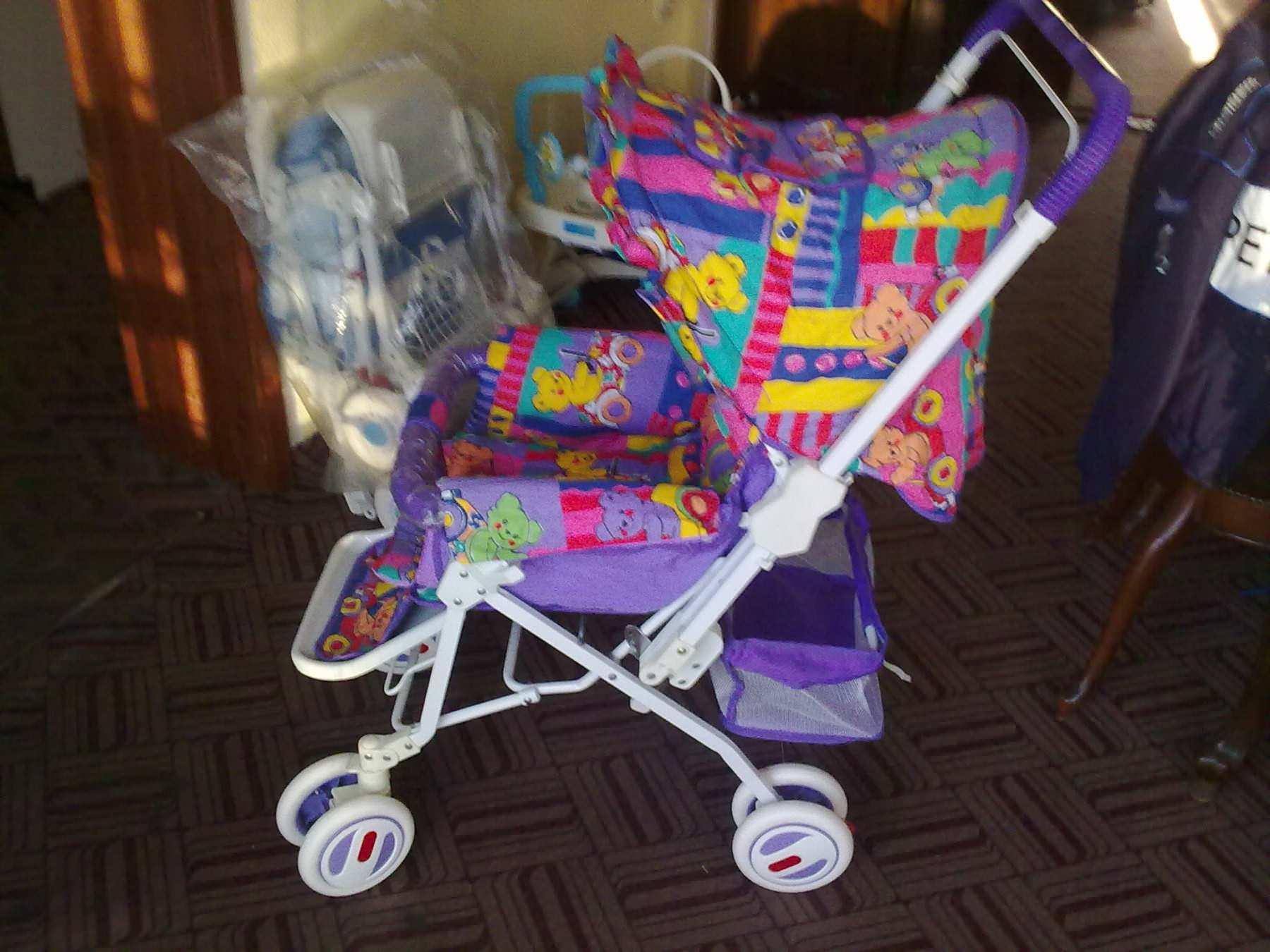 Kolica za bebe TITAN potpuno nova