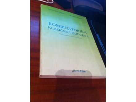 Kombinatorika klasična i moderna Cvetković Simić