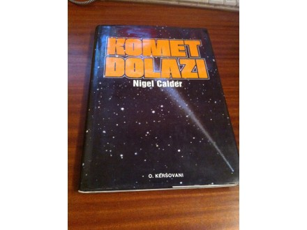 Komet dolazi Nigel Calder