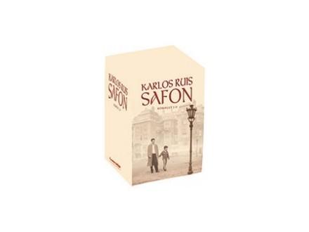 Komplet knjiga Safon 1-5 - Karlos Ruis Safon