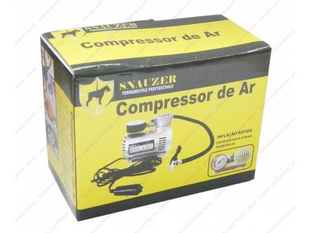 Kompresor na 12 V za auto (2) + BESPL DOST. ZA 3 ART.
