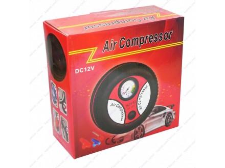 Kompresor na 12 V za auto (3) + BESPL DOST. ZA 3 ART.